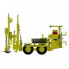 BP-100S Drilling Rig for the drilling under high or low pressure